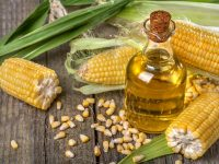 Hair Care with Corn Oil