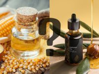 Corn oil versus argan oil. Which one is better?